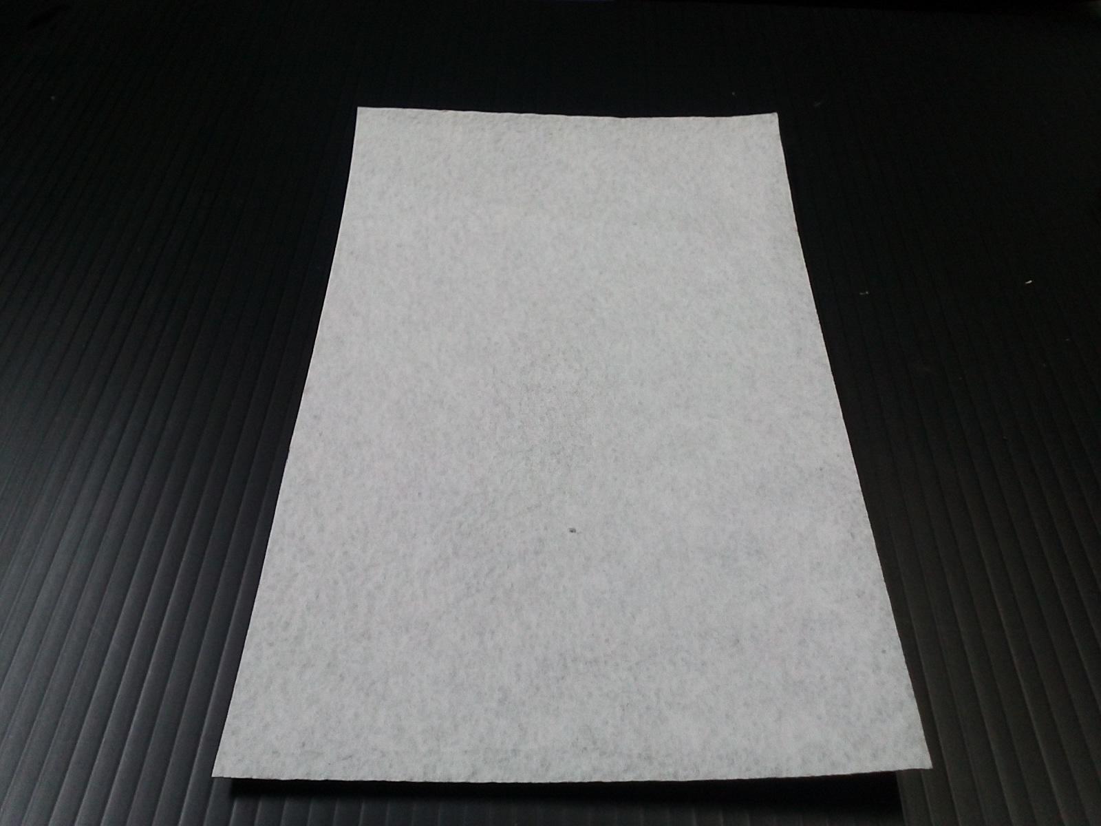 杉炭紙タペストリー